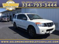 Options:  2013 Nissan Armada Platinum|Miles: