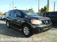 Options:  2013 Nissan Armada Sv 4X2 4Dr Suv|Black|All