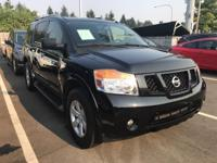 4WD. 2013 Nissan Armada   *Used vehicle one of each. A