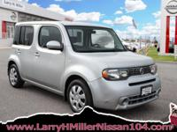 This outstanding example of a 2013 Nissan cube S is