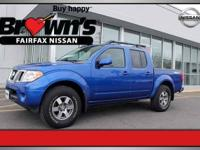 This 2013 Nissan Frontier PRO-4X