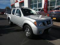 This 2013 Nissan Frontier PRO-4X, has a great Brilliant