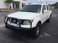 This 2013 Nissan Frontier PRO-4X is offered to you for