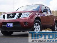 2013 Nissan Frontier in Burnt Orange exterior and