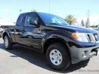 This 2013 Nissan Frontier King Cab 2dr S Pickup 2D 6 ft