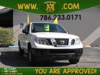 Options:  2013 Nissan Frontier: The Nissan Frontier Is