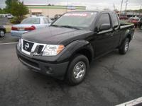 Check out this gently-used 2013 Nissan Frontier we