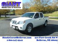 You can find this 2013 Nissan Frontier SV and many