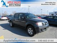 Clean CARFAX. Night Armor 2013 Nissan Frontier SV 4WD
