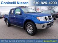 PREMIUM & KEY FEATURES ON THIS 2013 Nissan Frontier