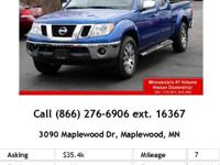 Kline Nissan has the vehicle you have been searching