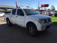 We are excited to offer this 2013 Nissan Frontier. When