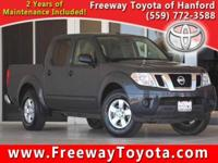 Clean CARFAX. 2013 Nissan Frontier SV RWD 4.0L V6 DOHC