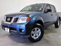 Nissan Certified and 4WD. Short Bed! What a terrific