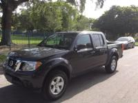 Options:  2013 Nissan Frontier Sv|Come And Visit Us At