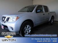(210) 625-8496 ext.2466 This used Nissan Frontier SV is