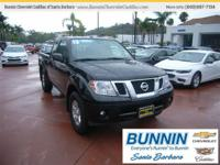 Options:  2013 Nissan Frontier Black|This Impressive
