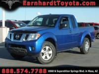 We are excited to offer you this 2013 Nissan Frontier
