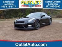 Check out this gently-used 2013 Nissan GT-R we recently