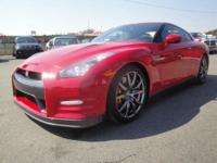 PACKED AND READY TO GO 2013 NISSAN GTR AWD WITH 545HP,