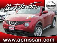 This 2013 Nissan JUKE S Includes Oil Changed, and