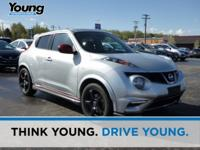 2013 Nissan Juke NISMO This vehicle is nicely equipped