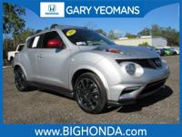This 2013 Nissan Juke Includes. CLEAN CARFAX NO