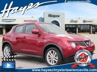 Why Dart when you can Juke! 2013 Nissan Juke S 1.6L I4
