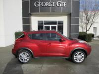 *AWD* *Priced below Market!* *This 2013 Nissan JUKE SL