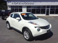 This 2013 Nissan JUKE S is proudly offered by