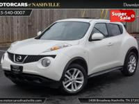 This 2013 Nissan JUKE 4dr 5dr Wagon CVT SV AWD features