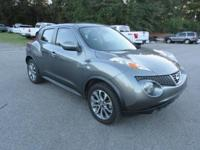 Outstanding design defines the 2013 Nissan Juke! You'll