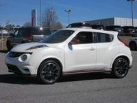 This outstanding example of a 2013 Nissan JUKE NISMO is