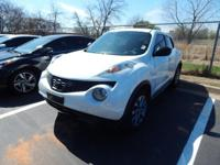 We are excited to offer this 2013 Nissan JUKE. Only the