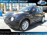 PREMIUM & KEY FEATURES ON THIS 2013 Nissan JUKE