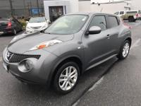 This 2013 Nissan JUKE SV is offered to you for sale by