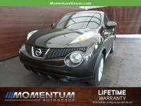 Momentum Nissan of Fairfield, Home of the LIFETIME