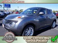 2013 Nissan JUKE Station Wagon SV Our Location is: Dave