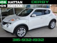 Gun Metallic 2013 Nissan Juke SV FWD CVT with Xtronic