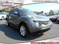 Check out this Certified 2013 Nissan JUKE SV which is a