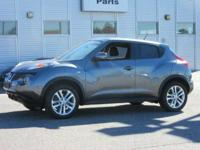 This outstanding example of a 2013 Nissan JUKE SV is