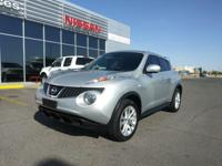 This 2013 Nissan JUKE SV is proudly offered by Nissan
