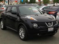 This 2013 Nissan JUKE 5dr Wgn CVT SL FWD is offered to