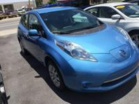 Nissan Leaf S ** Single Port Charging System!! ** 129