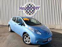 Electric  Options:  1-Speed Automatic|Clean Carfax With