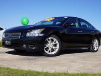 2013 Nissan Maxima 3.5 SV in Super Black, This Maxima