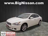 Nissan Certified, ABS brakes, Compass, Electronic