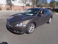 3.5 SV w/Premium Pkg trim. ONLY 44,053 Miles! Moonroof,