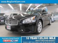 This 2013 Nissan offered at Certicare Huntington. The