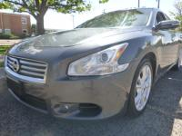 Options:  2013 Nissan Maxima S|Gray|74|918 Miles|Stock